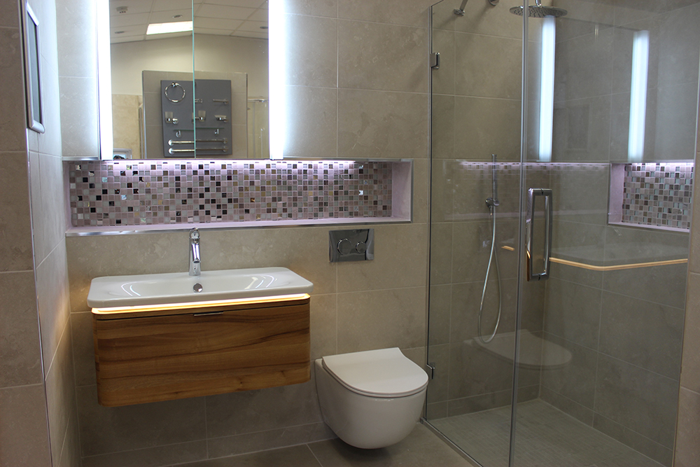 Stylish Bathroom Suites Dublin Image 2