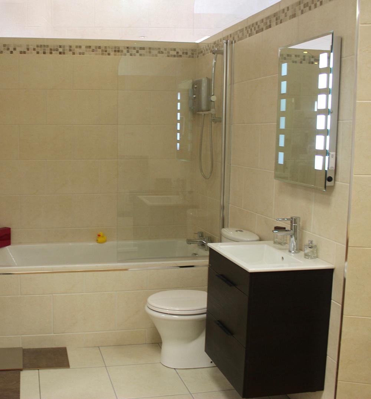 H&V Bathroom Suites Dublin Image 1