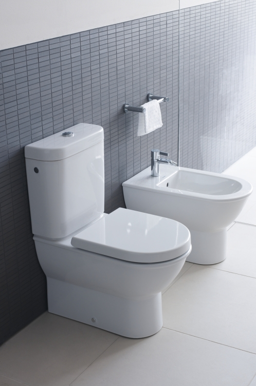 DarlingNew Close Coupled Floor StandingToilet & Bidet
