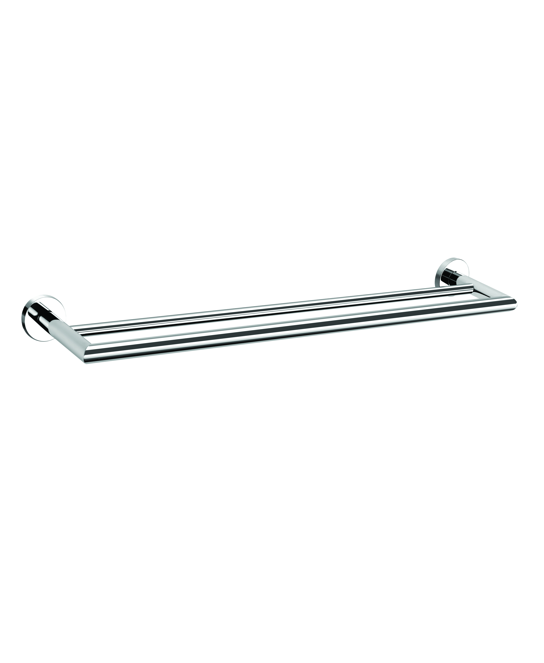 Luca Double Towel Rail H V Bathrooms Tiles
