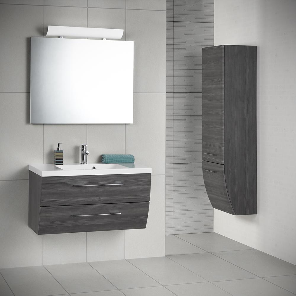 Pine Bathroom Vanity Unit: H&V Bathrooms & Tiles