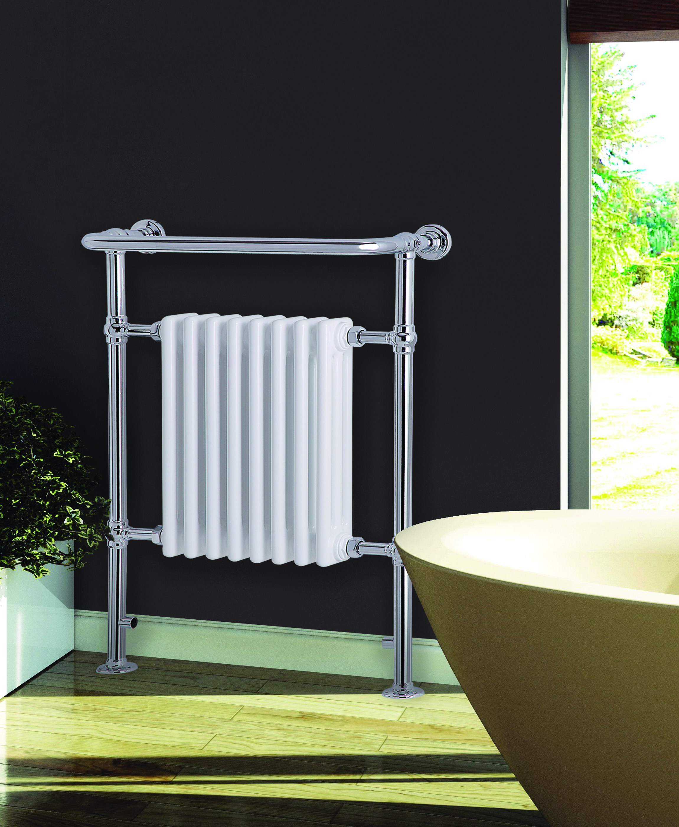 Traditonal Towel Rails